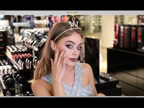 Макияж на выпускной 2017 с MAC cosmetics