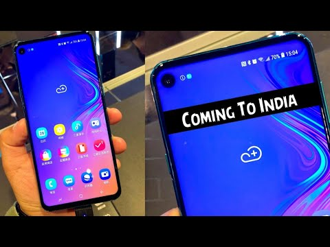 Samsung Galaxy A8s Launch Date In India & Price !!! Techno Rohit |