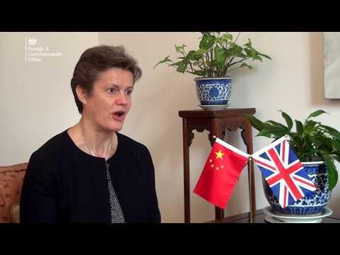 Ambassador Woodward on the UK-China relationship