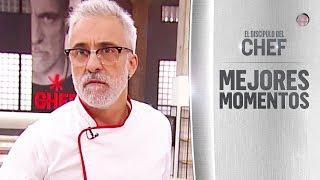 Sergi Arola vivió momento de furia al confundir ingrediente - El Discípulo del Chef