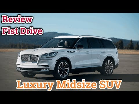 [FIRST LOOK] 2020 Lincoln Aviator - Interior Exterior and Fist Drive