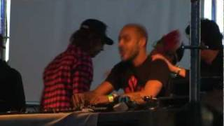 DJ Mehdi - (Carte Blanche) Gare Du Nord Live @ Nuits Sonores 2011