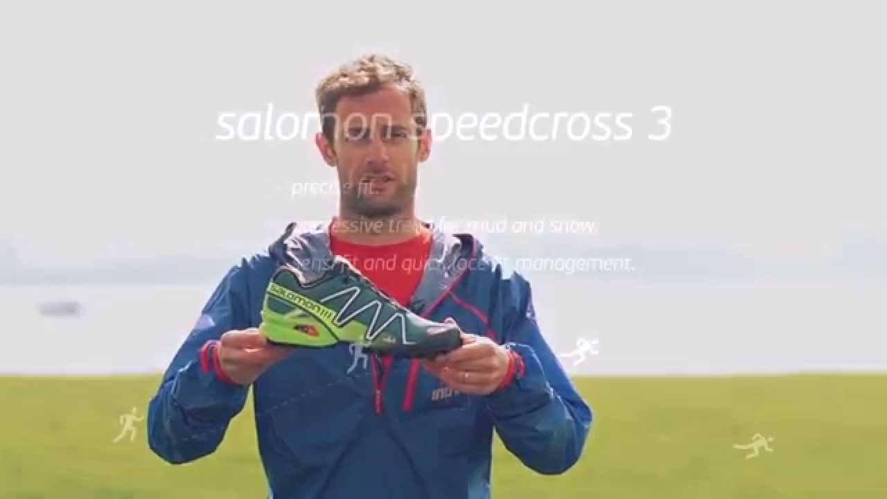 wiggle.se | Salomon Speedcross 3 Terränglöparskor (VS16