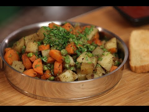 Quick Pressure Cooked Vegetables | Family Food Tales With Mrs Alyona Kapoor | Sanjeev Kapoor Khazana