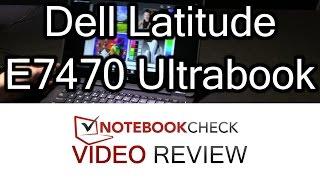 Dell Latitude E7470 2016 Ultrabook Review (Business)