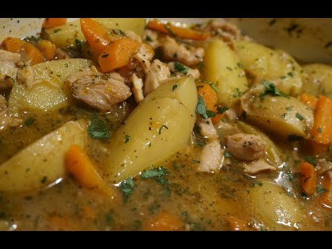 Late Nights | One Pot Chicken Stew | Light ASMR | Lightly Spoken