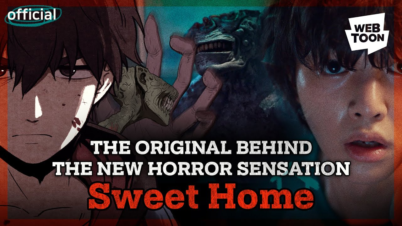 """""""he has thought the most about the question of 'why do we need. Sweet Home Trailer Live Action Vs Webtoon Youtube"""