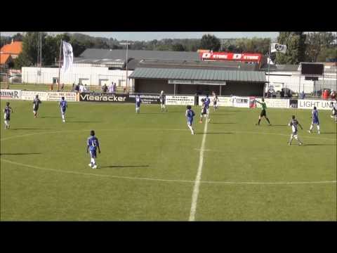 U13 FC Chelsea - SV Zulte-Waregem 3-0 (tornooi Bierbeek, augustus 2013)