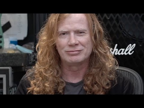 "Megadeth's Dave Mustaine: ""I'm Back"" After Courageous Health Battle"