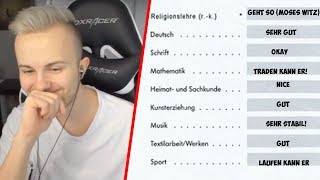 So hat sich GamerBrother durchs ABITUR gemogelt 😅 REALTALK | FIFA 18 STREAM HIGHLIGHTS