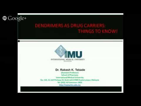 DENDRIMERS AS DRUG CARRIERS: THINGS TO KNOW!