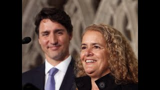 TRUDEAU'S 2021 IS OFF TO A BAD START: Vaccine malfunction, keystone & failing to vet Julie Payette