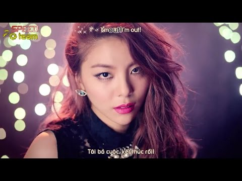 [Vietsub + Engsub + Kara] Ailee (에일리) - Don't Touch Me