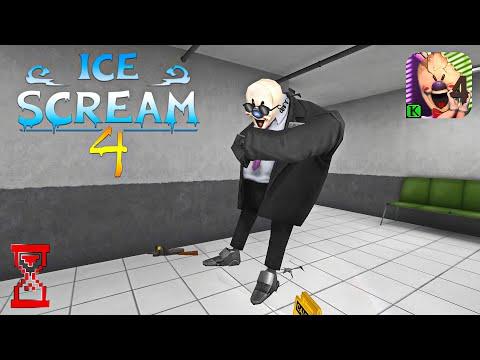 Баг Бориса в Мороженщике 4 // Ice Scream 4