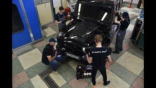Крутой сервис. Детейлинг Mercedes Benz Brabus, Кузовной ремонт Skoda, Готовим гидроцикл к сезону