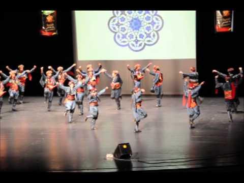 PHX / Türkische Kultur Woche 2011 / Leverkusen FORUM / Zeybek / Phoenix Türk Halk Oyunlari