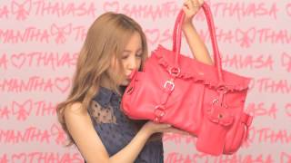 Samantha Thavasa サマンサタバサ 2012AW CM 30sec Ver. / E-girls ☆ Follow me