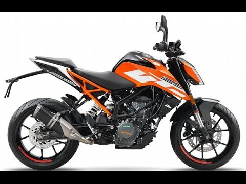 ktm 125 duke 2017 - youtube