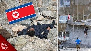 10 verstörende Bilder, die Nordkorea vor uns verstecken will!