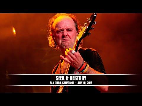 Metallica: Seek & Destroy (MetOnTour - San Diego Comic-Con - 2013)