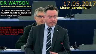 VERHOFSTADT & ALYN SMITH (SNP) BREXIT BASHING - UNTRUTHS EXPOSED