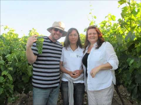 REGAL VISITS QUINTAY WINERY