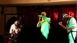 HardRockRising -  Phlash Tantrum - B.O.B 2012