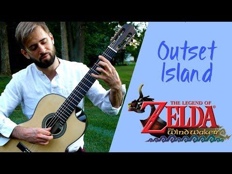 Zelda Wind Waker - Outset Island - Sam Griffin