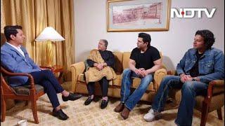 Spotlight On Ustad Amjad Ali Khan, Amaan Ali Bangash and Ayaan Ali Bangash