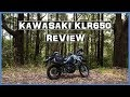 Kawasaki KLR 650 Review - Owner Likes and Dislikes