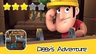 Diggy's Adventure: Fun Puzzles Walkthrough Maze Escape Recommend index three stars