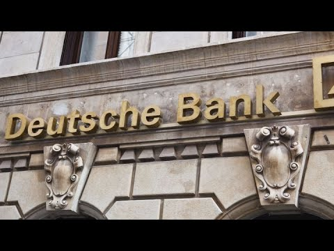 German police just raided Deutsch Bank's Frankfurt offices