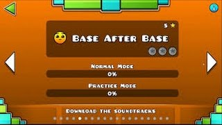 Geometry Dash #5 | Base After Base | MasterAlan02