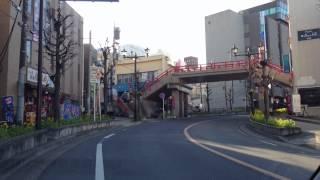 待ち合わせに使った橋ですね。