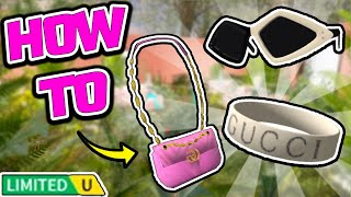 Everything You Need To Know About The NEW Roblox Gucci Limiteds! (Roblox Gucci Garden Limiteds)