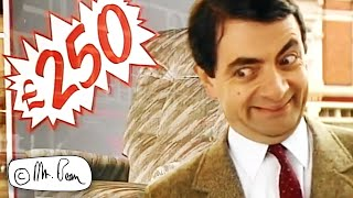 How To Be The FIRST On The QUEUE on BLACK FRIDAY | Mr Bean Funny Clips | Mr Bean Official