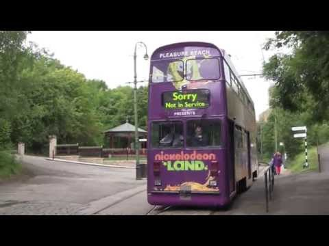 Crich Tramway Village & The National Tramway Museum, Crich, Derbyshire, England - 13th August, 2014