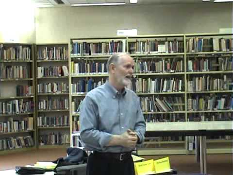 """Imaginative Education"" - Prof. Kieran Egan and Dr. Sean Blenkinsop"