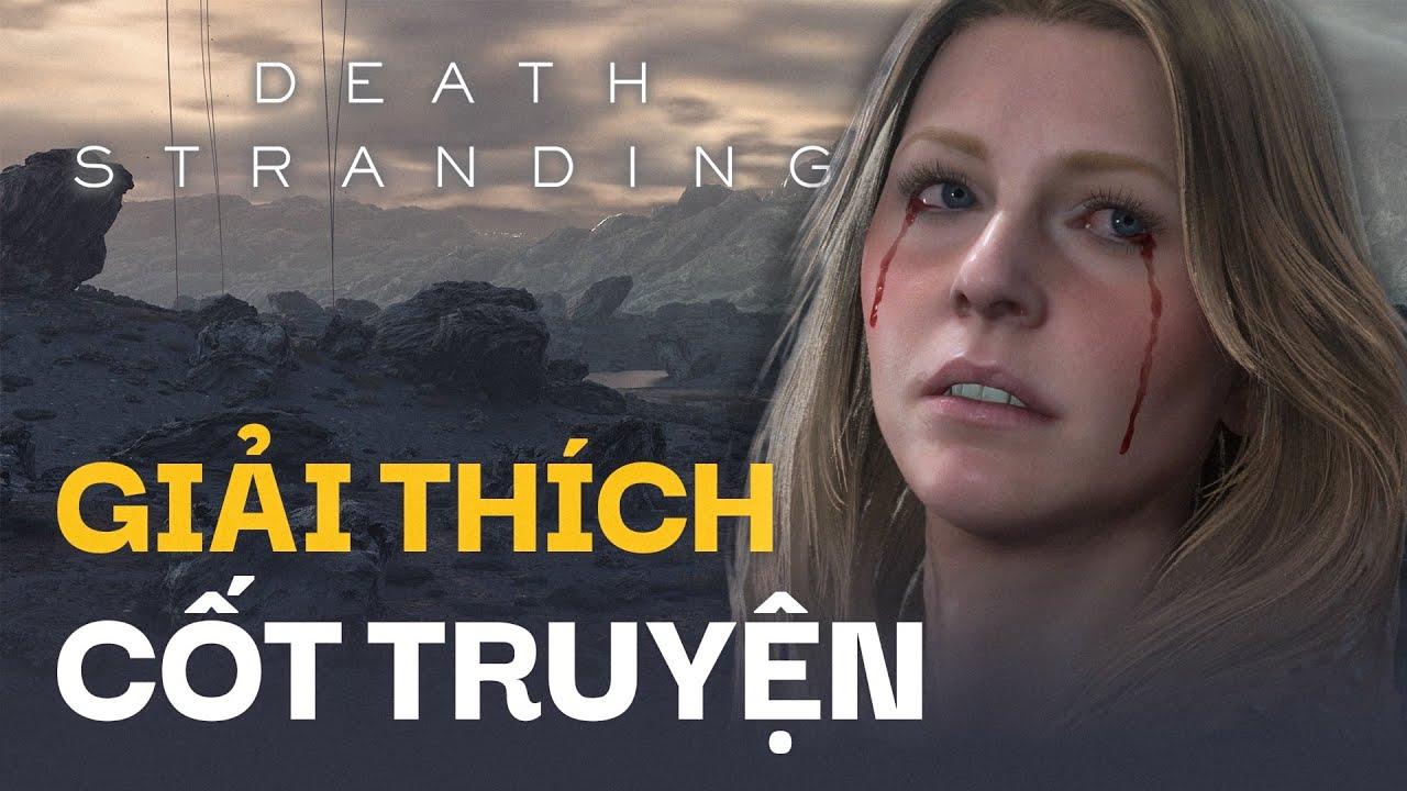 DEATH STRANDING | Hành trình kết nối thumbnail