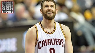 Should the Cavs Trade Kevin Love?
