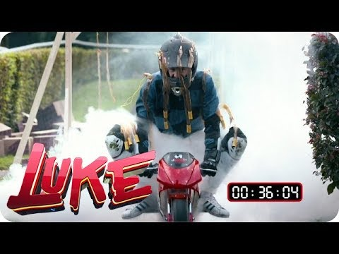 Minibike-Rennen Faisal vs. Luke - LUKE! Die Woche und ich