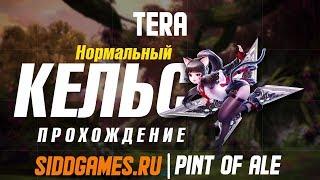 TERA Online Гнездо Кельсаика Нормал (10 человек) 2019 Прохождение