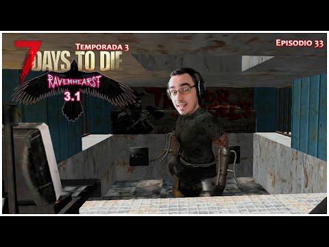 7 Days to Die RavenHearst Mod 3.1 - #33 Nuevo rumbo desbloqueado - Gameplay Español