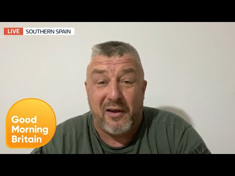 'This Is Another War' - Spain Is on Lockdown to Control Coronavirus | Good Morning Britain