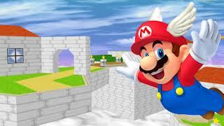 SMRPG Nimbus Land, Time Attack Remix! (Super Mario Star World)