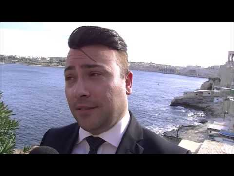 Malta Eurovision 2016 - Interview with Lawrence Gray