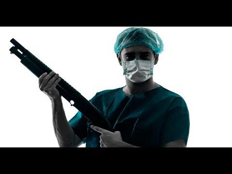 На улицы Уханя вышли вооруженные патрули в медицинских халатах!!!! Людей стали убивать???!