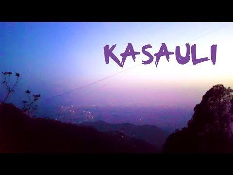Chandigarh to Kasauli (April 2018) via Parwanoo Kasauli Road | Unaware Route | Must Watch