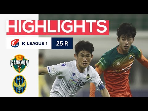Gangwon Incheon Goals And Highlights