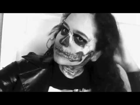 //Tate Langdon  Makeup Tutorial //